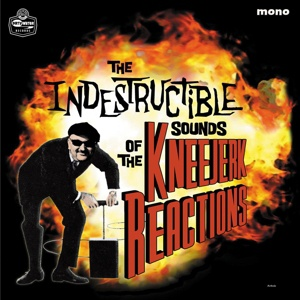 Cover KNEEJERK REACTIONS, indestructible sounds of...