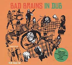 Cover BAD BRAINS IN DUB, conducted by kein hass da