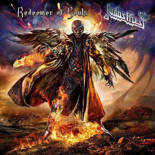 Cover JUDAS PRIEST, redeemer of souls