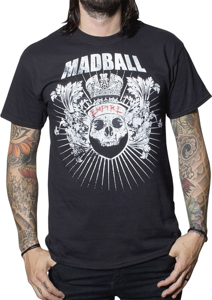 Cover MADBALL, empire (boy) black