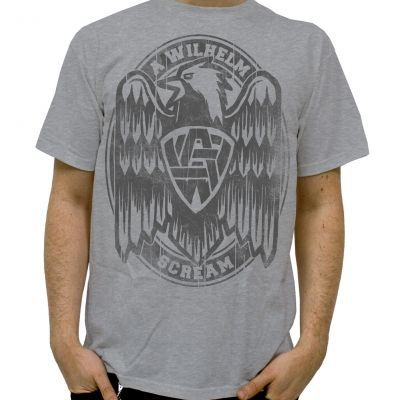 Cover A WILHELM SCREAM, eagle (boy) sports grey