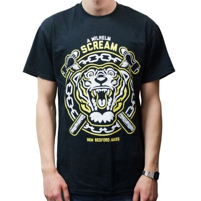 Cover A WILHELM SCREAM, tiger (boy) black