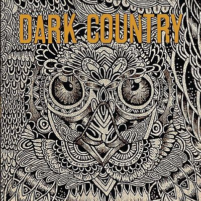 DARK COUNTRY, s/t cover