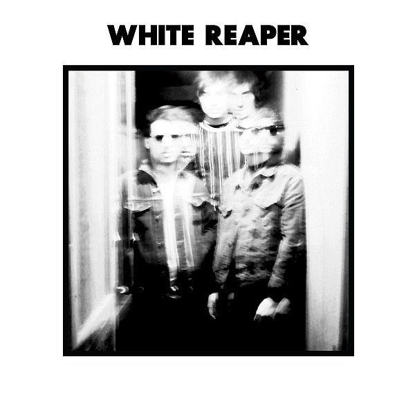 WHITE REAPER, s/t ep cover