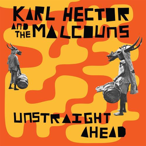 KARL HECTOR & MALCOUNS, unstraight ahead cover