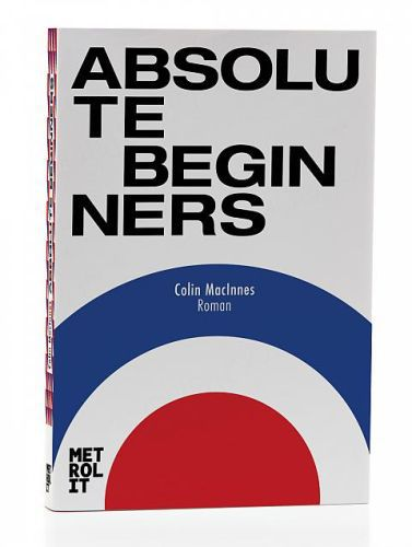 COLIN MACINNES, absolute beginners cover