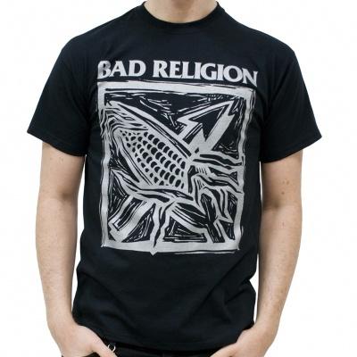 BAD RELIGION, against the grain (boy) black cover