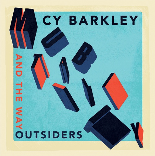 Cover CY BARKLEY & THE WAY OUTSIDERS, mutability