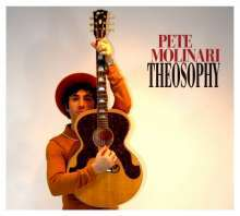 Cover PETE MOLINARI, theosophy