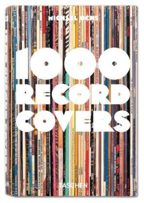 MICHAEL OCHS, 1000 record covers cover