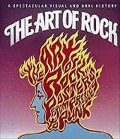 PAUL GRUSHKIN, art of rock cover