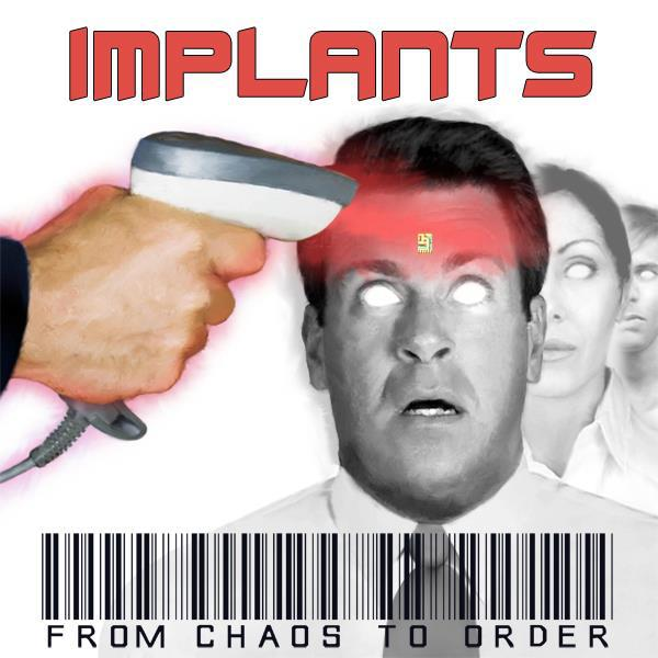 IMPLANTS, from chaos to order cover