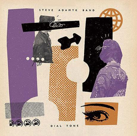 STEVE ADAMYK BAND, dial tone cover