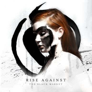 Cover RISE AGAINST, black market