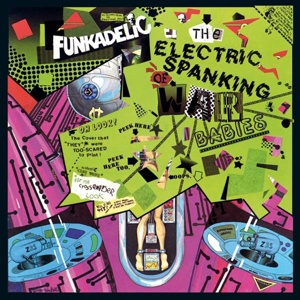 Cover FUNKADELIC, electric spanking of war babies