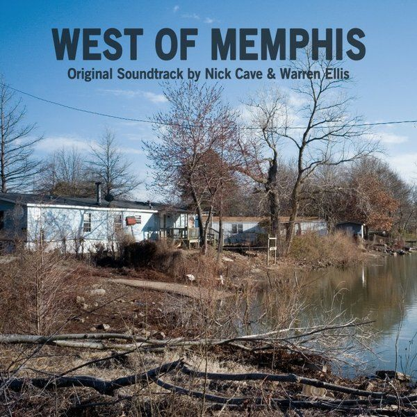 NICK CAVE & WARREN ELLIS, west of memphis cover