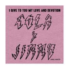 Cover COLA & JIMMU, i give to you my love and devotion