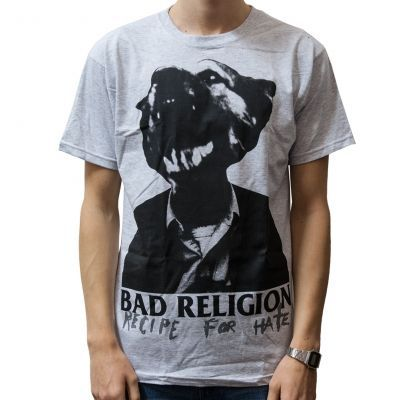Cover BAD RELIGION, recipe for hate (boy) sports gray