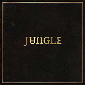 JUNGLE, s/t cover