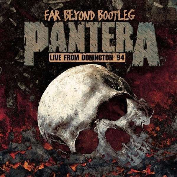 Cover PANTERA, far beyond bootleg: live from donington ´94