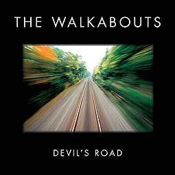 Cover WALKABOUTS, devil´s road (deluxe)