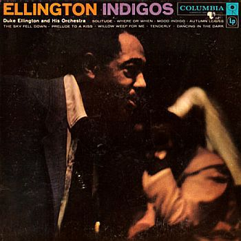 Cover DUKE ELLINGTON, indigos