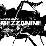 Cover MASSIVE ATTACK, mezzanine
