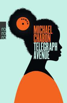 MICHAEL CHABON, telegraph avenue cover