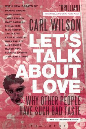 CARL WILSON, let´s talk about love - why other people have... cover