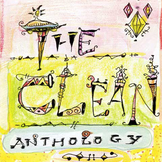 Cover CLEAN, anthology