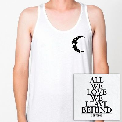 Cover CONVERGE, all we love (boy) tank white