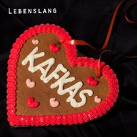 Cover KAFKAS, lebenslang