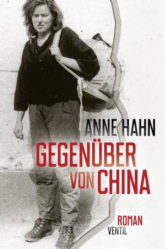 ANNE HAHN, gegenüber von china cover