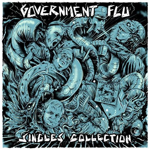 Cover GOVERNMENT FLU, singles collection