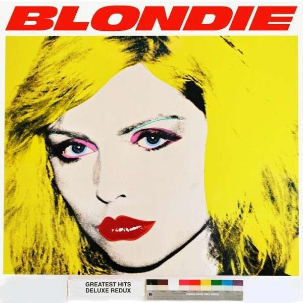 Cover BLONDIE, 4(0)-ever greatest hits deluxe redux/ghosts of...