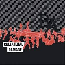 RUDE AWAKENING, colateral damage cover