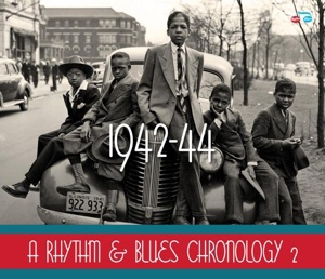 Cover V/A, a rhythm and blues chronology 2: 1942-1944
