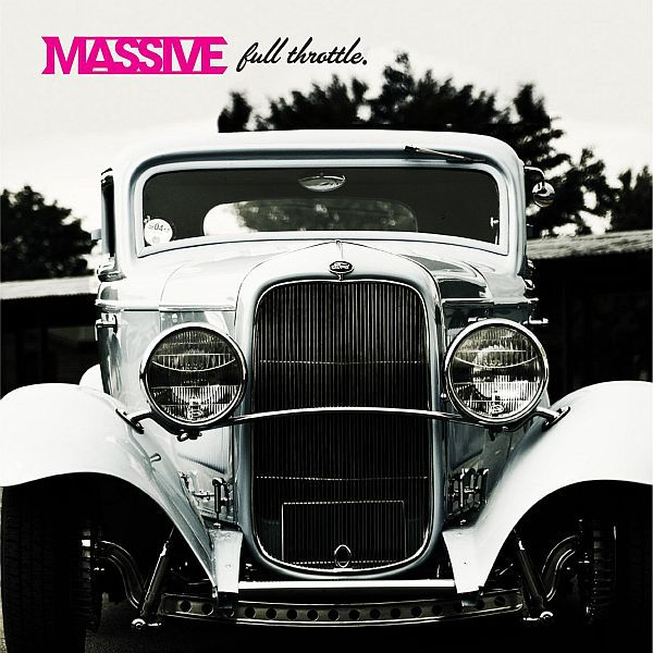 Cover MASSIVE, full throttle