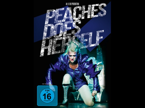 Cover PEACHES, does herself