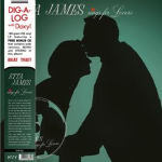 ETTA JAMES, sings for lovers cover