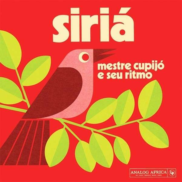 MESTRE CUPIJÓ E SEU RITMO, siriá cover
