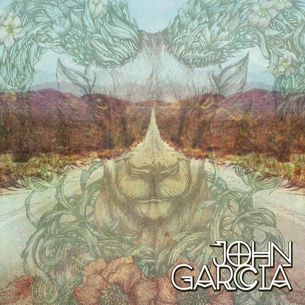 JOHN GARCIA, s/t cover