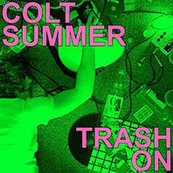Cover OUTTACONTROLLER, colt summer / trash on
