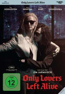 V/A, only lovers left alive cover
