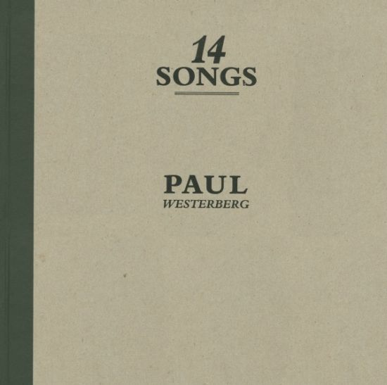 Cover PAUL WESTERBERG, 14 songs