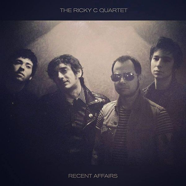 Cover RICKY C QUARTET, recent affairs