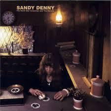 Cover SANDY DENNY, north star grassman
