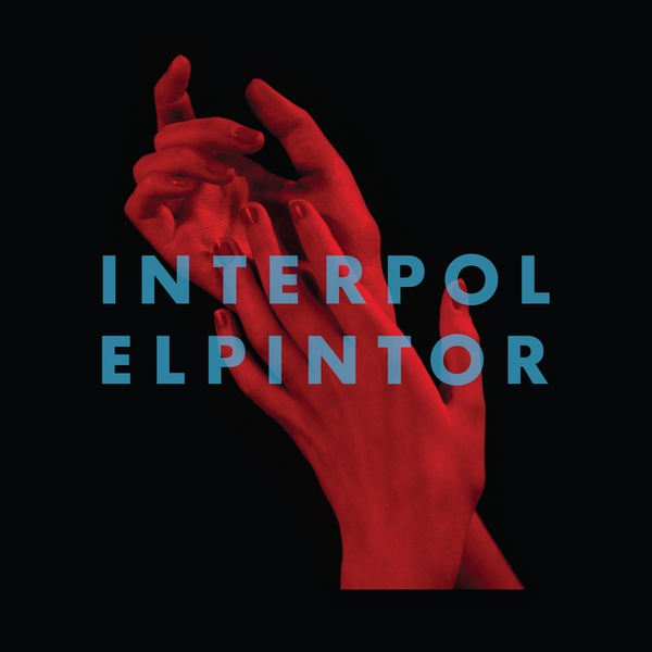 Cover INTERPOL, el pintor