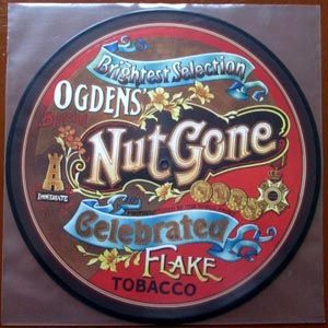 SMALL FACES, ogdens nut gone flake (mono) cover