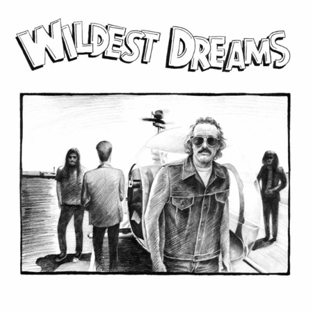 Cover WILDEST DREAMS, s/t